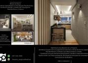 Renders, panoramas 360 y arquitectura virtual