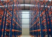 Estructuras metalicas, sistemas de almacenaje para bodegas, racks perchas estanterias