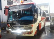 Se vende bus intraprovincial hino gd 2004