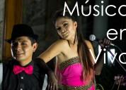 Música en vivo para bodas, matrimonios quito