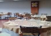 Alquiler de carpas, mesas, sillas, sonido