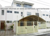 Casa 3 pisos jipiro paraiso con suite completa en 3ra planta telf: 0991485367