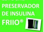 Estuche para mantener fría la insulina