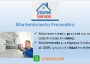 Venta, instalacion y mantenimiento de acondicionadores de aires