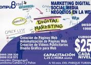 Compu betel:capacitate en comercio electrónico-plataformas online
