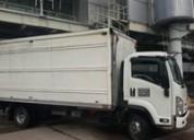 Mudanzas y fletes con camiones furgonados