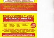 Traducciones legales - ingles - espaÑol - italiano - alemÁn - ruso - chino - Árabe - francÉs -