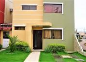 Vendo oportunidad casa villa rentera  en urb fuentes del rio samborondon, guayaquil