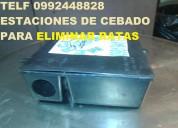 Distribuidora de cajas para ratas y ratones