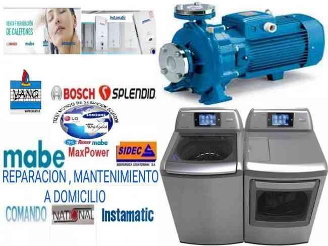 en carcelen reparacion de calefones lavadoras secadoras en carcelen_099_ 9210_ 742 en carcelen