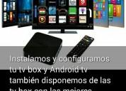 Instalamos y configuramos tu tv box y android tv