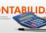 Servicios contables, declaraciones de iva y renta, anexo de gastos personales, sur de quito