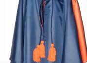 Capas, birretes y togas de graduaciÓn alquiler y venta