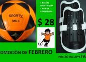 Balones de futbol en promocion 09988824598