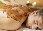 Aromaterapia masajes indu con plantas medicinales masaje a vapor llama 100% garantizado
