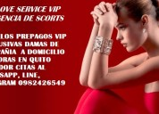 Chicas a domicilio en quito/ escorts vip