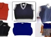Hago chalecos sacos de lana calentadores camisetas e interiores