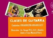 Clases de música! varios instrumentos y teoría para conservatorios y universidades!!!