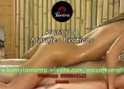Kamyla masajes su unica opcion de relax y placer en manta