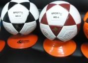 Balones sporty triple aaa de fÚtbol numero 5