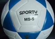 Balones de futbol marca sporty triple aaa super calidad