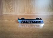 Logo alltrack all track vw volkswagen 3g0853948c nuevo y originale
