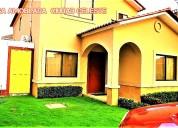 Alquilo villa amoblada  urb ciudad celeste, guayaquil
