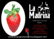 #lamadrinademanta le ofrece su bar privado para que escoja en persona