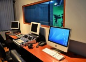 Busco socio con casa o departamento sur de quito para montar estudio de tv/radio/produccion musical
