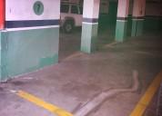 Arriendo parqueadero frente al ministerio del deporte