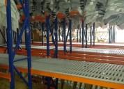 Venta y fabricacion de estanterias perchas estructuras metalicas