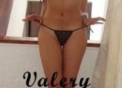 Valery… hermosa nena delgada y manualita…
