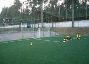 Redes de fÚtbol de indor y profesionales en nylon fabricado a la medida
