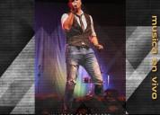 Cantante profesional musica en vivo eventos ecuador