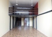 Venta de local de 65 m2 con mezzanine