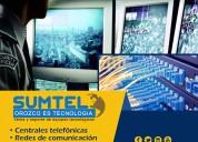 Seguridad, climatizaciÓn y centrales telefÓnicas