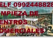 T 0991073831 limpieza general de edificios condominios y oficinas