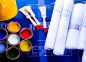 Garantisados trabajos de toda clase de pintura al alcance de su bolcillo