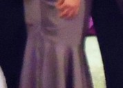 Vendo hermoso vestido y zapatos de gala