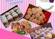 Sweet love tortas & bocadillos