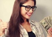 Hoy quieres dinero gratis escribe al wasap amiga
