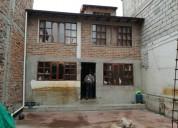 Se vende casa en el centro de otavalo