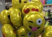 Globos emoji sur de quito