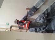 Profesional en acabados de construccion