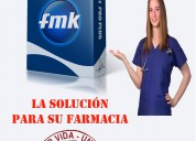 Sistema de facturación e inventarios para farmacia