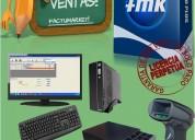 Sistema facturación para escuelas kit completo