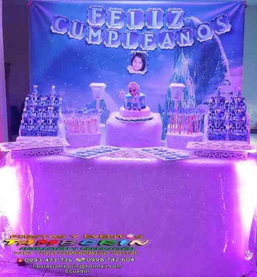 decoracion de mesas para fiestas, tematica