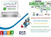 servicios contables y tributarios