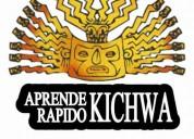 Clases de kichwa por skype