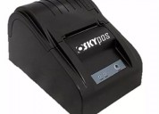 Impresora termica pos de tickets para punto de ven